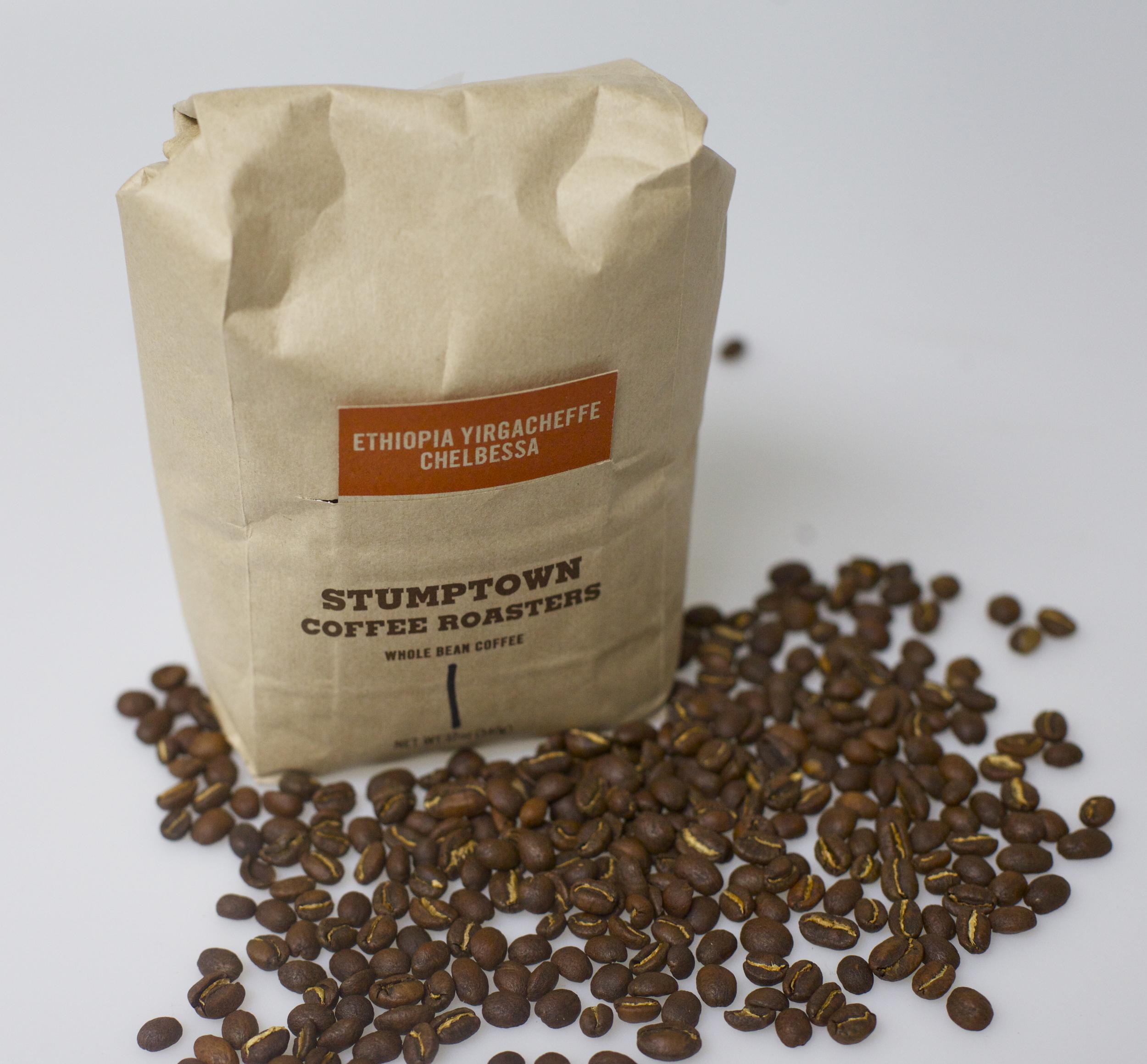 Joyride Coffee, Stumptown Yirgacheffe