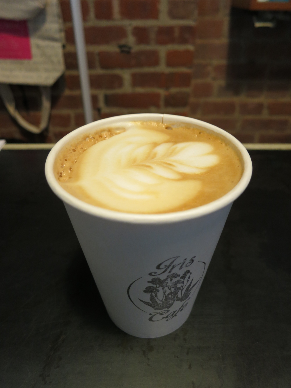 Joyride Coffee, Iris Café