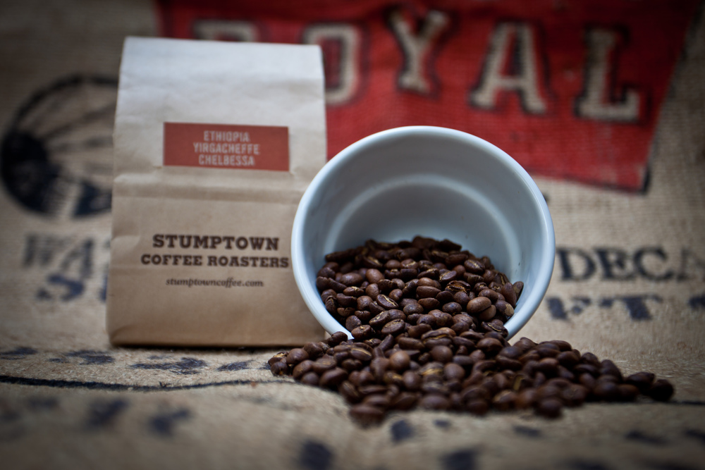 Stumptown Coffee, Stumptown Office Coffee, Ethiopia Chelbessa