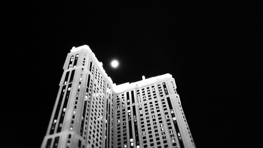 Sin City moon