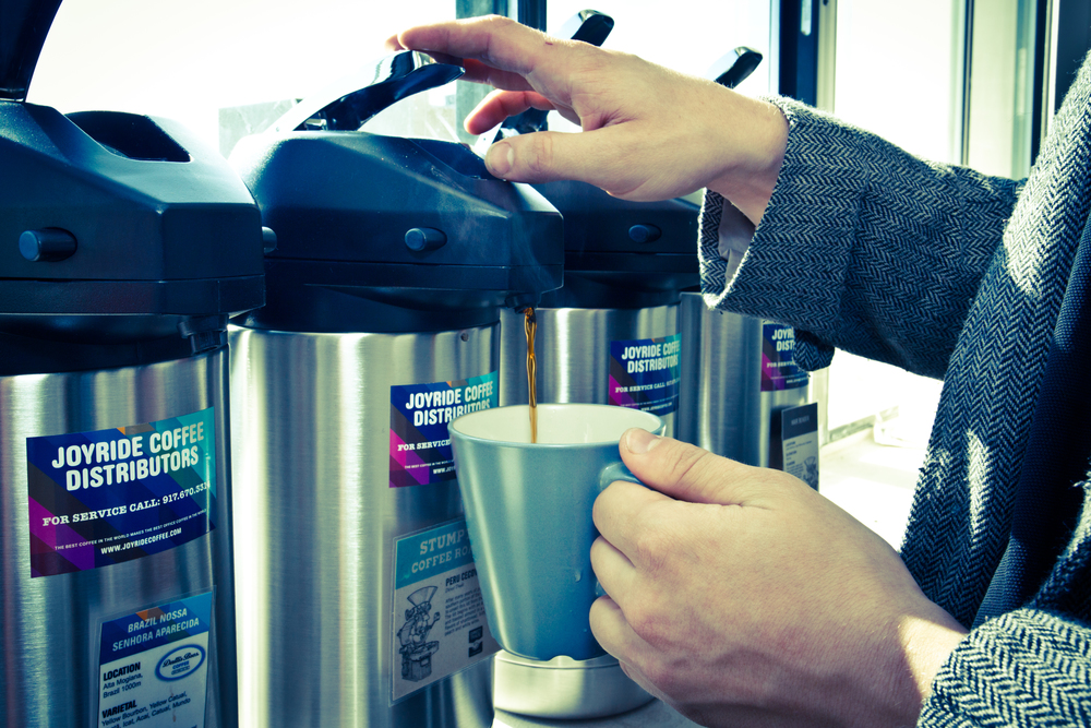 Airpot and Coffee Photos (1 of 2)