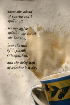 Coffee Detective Poem