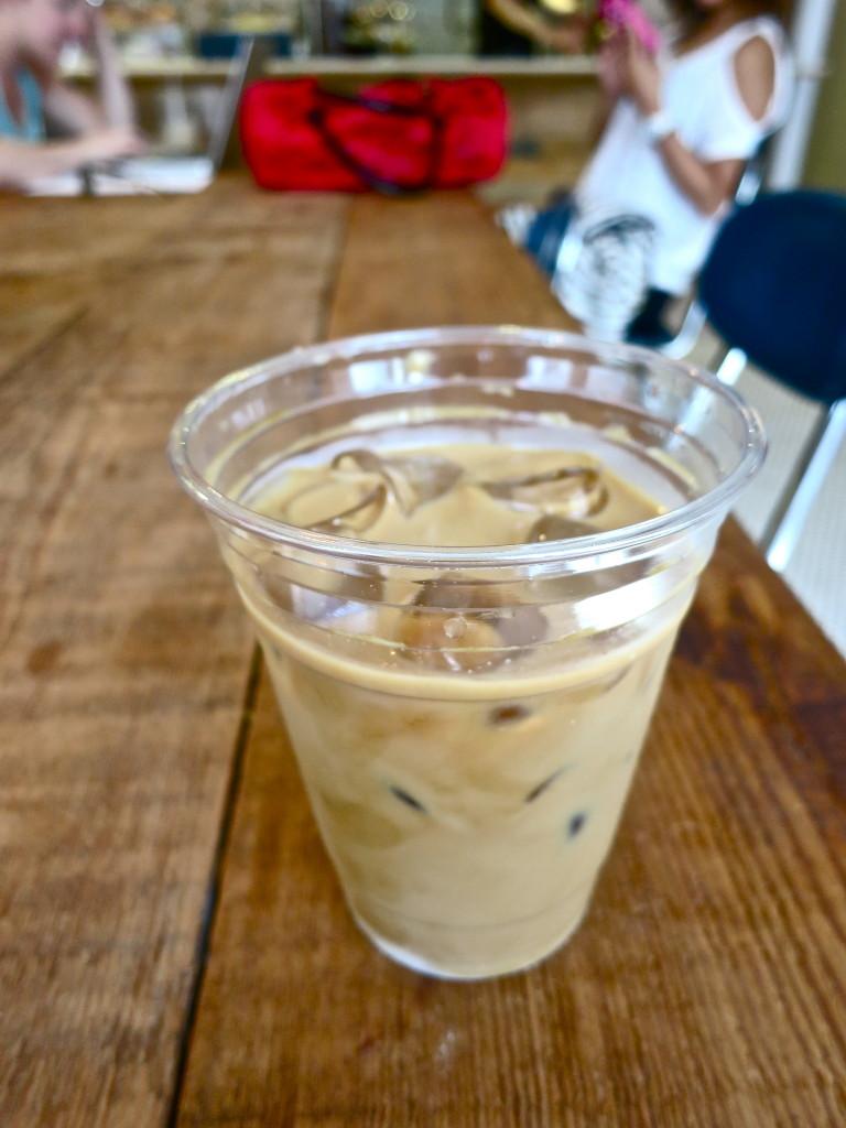Joyride Coffee, Perk Kafé