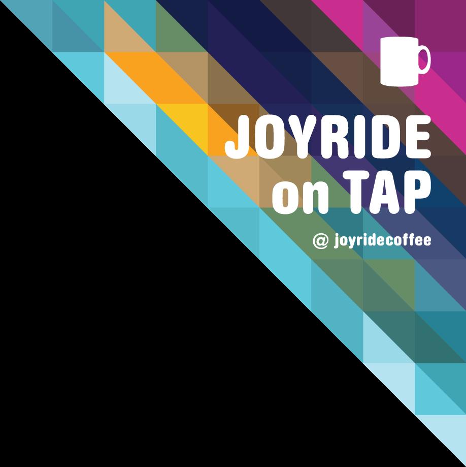 Joyride Coffee on Tap