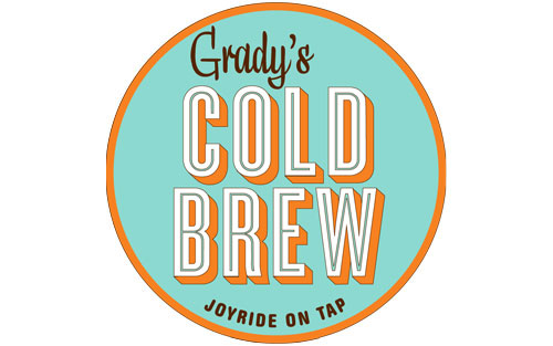 Grady's Cold Brew kegs are available in New York, San Francisco and Boston from Joyride. Get one in your office or cafe today!