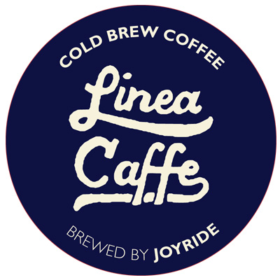 Linea Cold Brew on Tap, now available from Joyride!