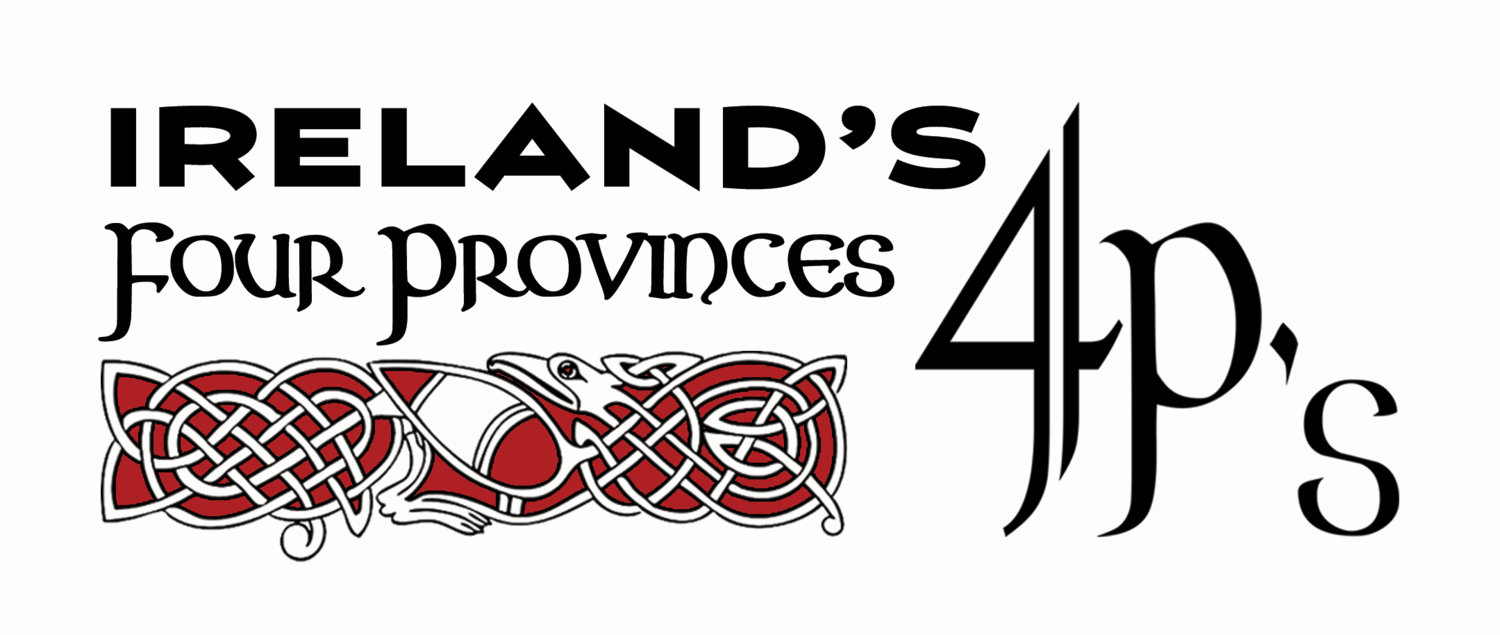 Ireland's Four Provinces