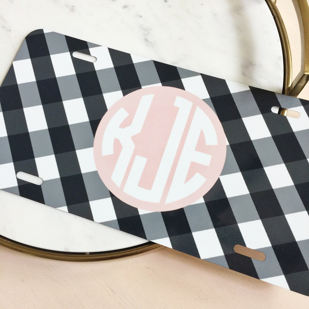 gingham car tag photo.JPG