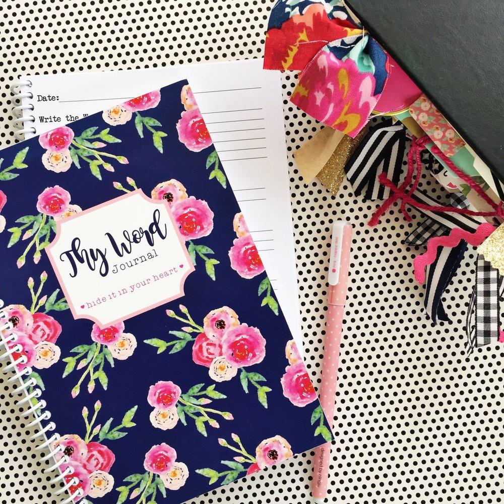 Thy Word Journals