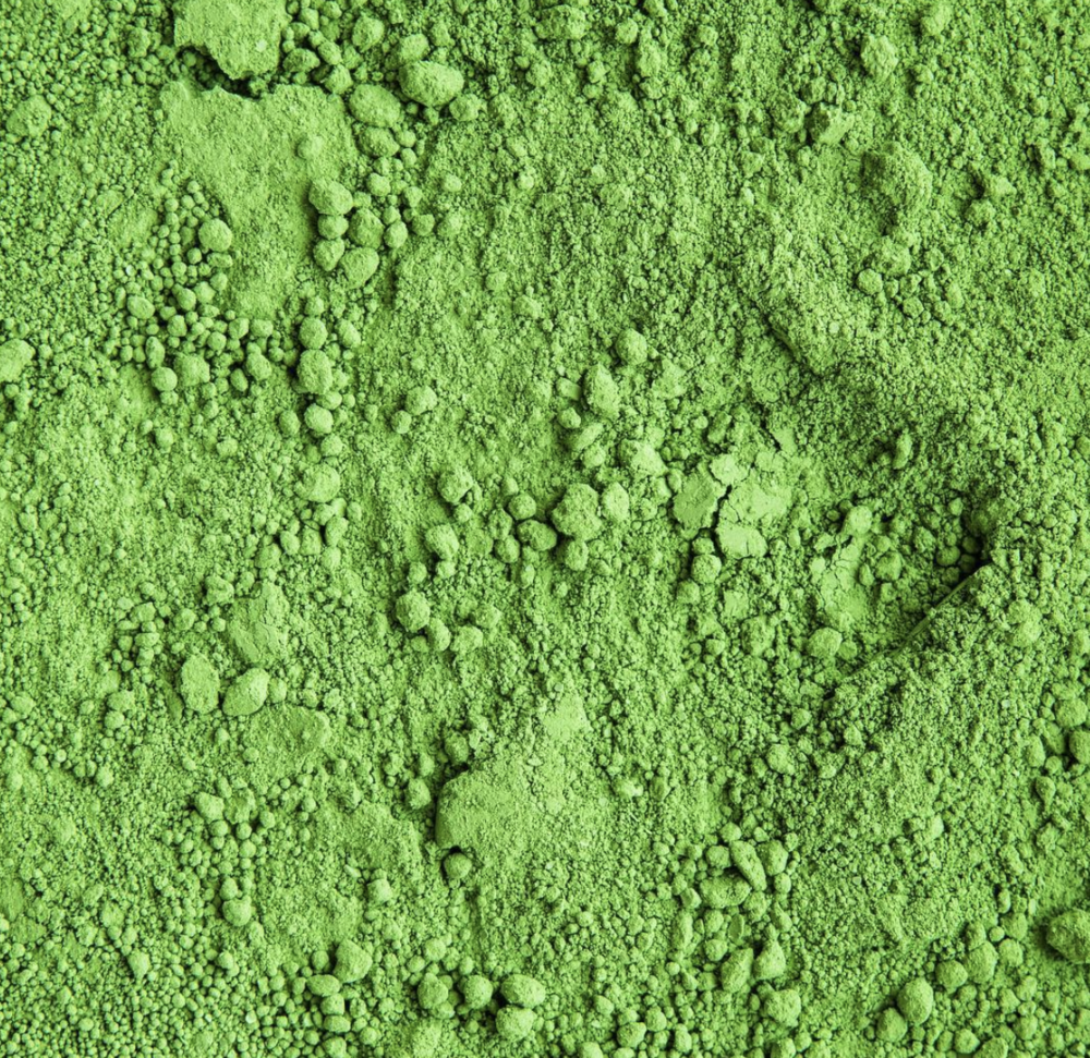 5. Colour - Fully certified organic matcha powders often don't have the vibrant green colour that a high grade non-organic matcha can have, and are often slightly duller in colour. This is due to the fertilizers used while the tea leaves are shade grown. As matcha doesn't get it's energy from the sun, it is given extra fertilizer to produce the high levels of chlorophyll, that enhances the natural sweetness, and gives matcha it's incredible jade green colour. Certified organic fertilizers don't provide enough energy and nutrients that a non organic fertilizer can provide.