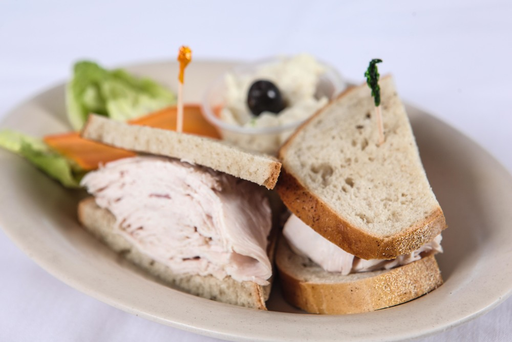 Turkey Deli Sandwich
