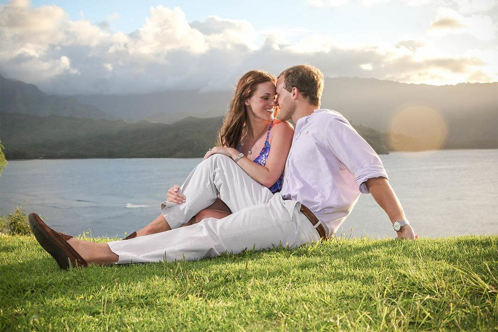Romantic Couple Photography Maui