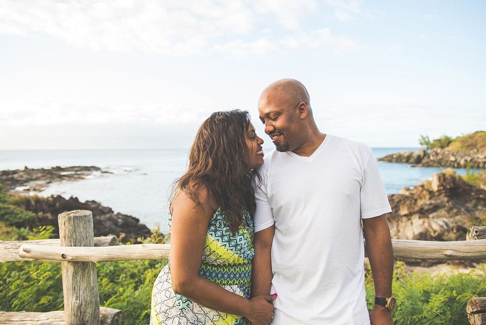 Romantic Photo Session Lahaina