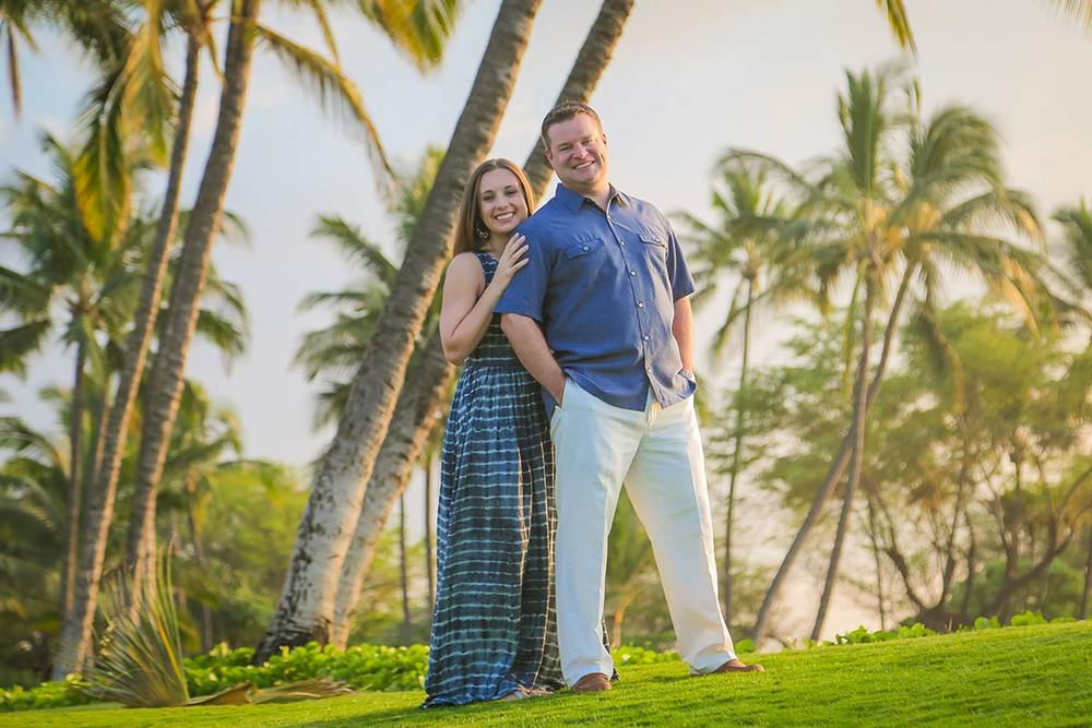Couple photo shoot Maui