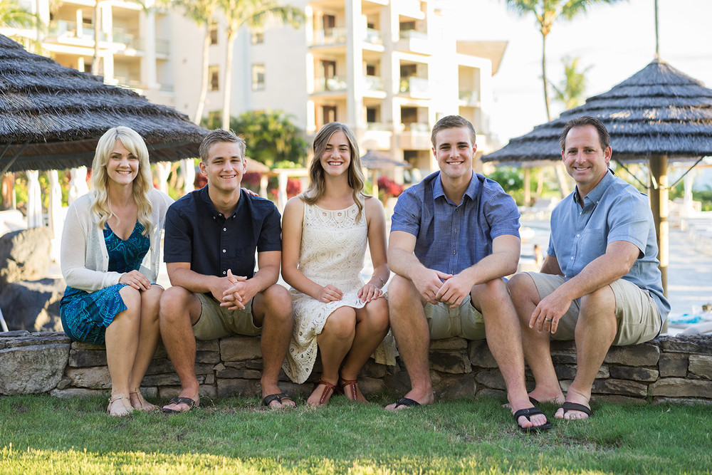 Family Photo Session Lahaina