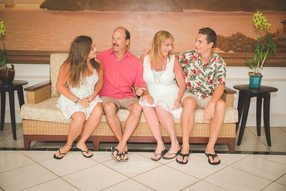 Family photographer Maui