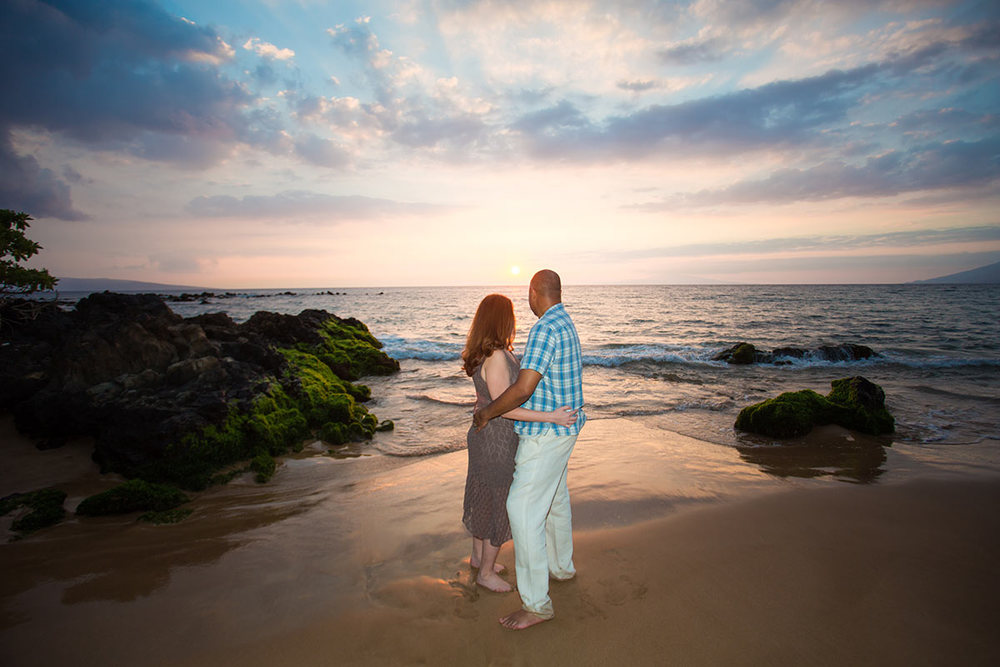 Couple Photographer Wailea