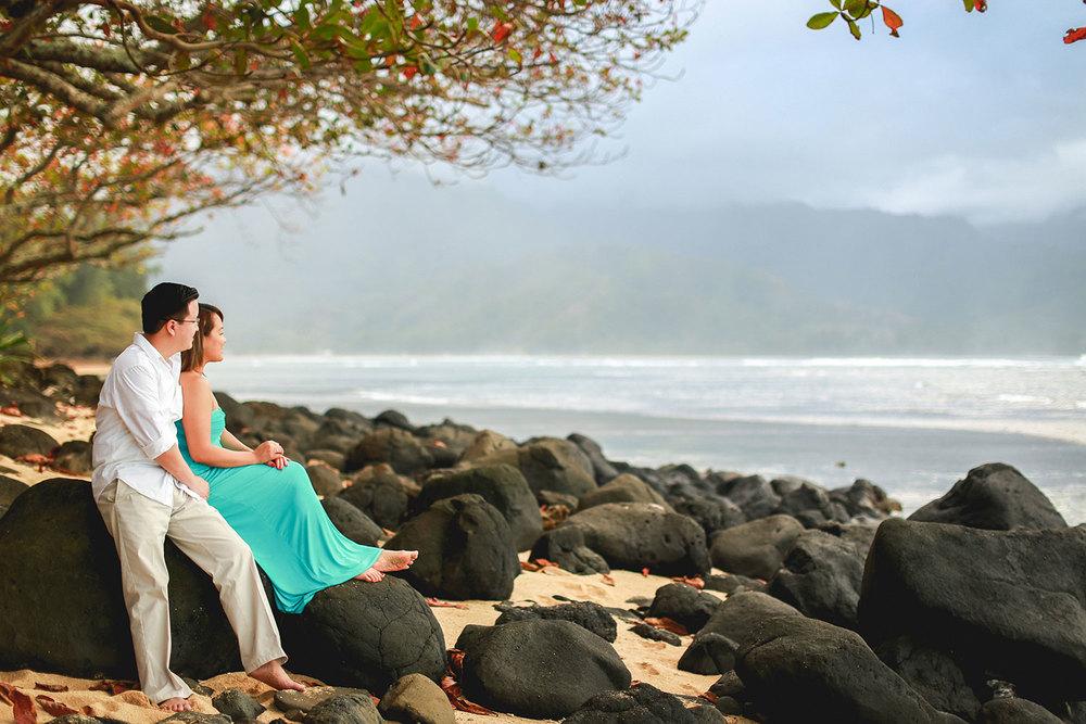Couple Photography Kauai