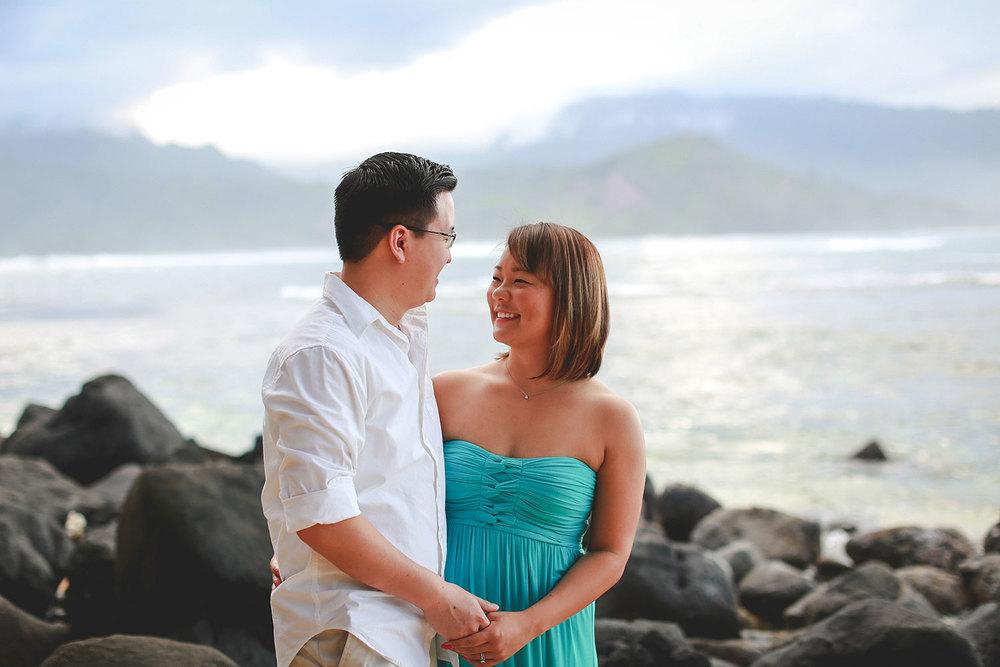Vacation photographer Kauai