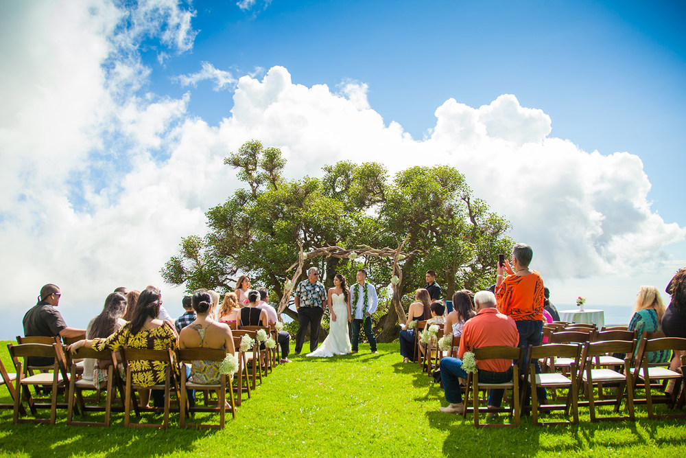 Wedding Ceremony Photographer Big Island