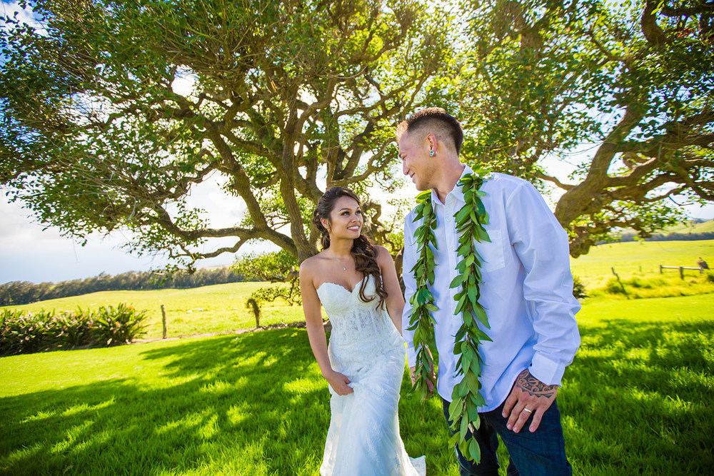Wedding Photography Big Island Hawaii