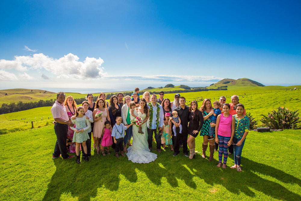 Wedding Ceremony Photography Hawaii