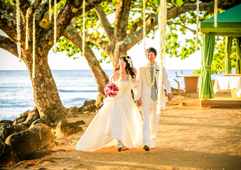 Wedding Photographer Kauai