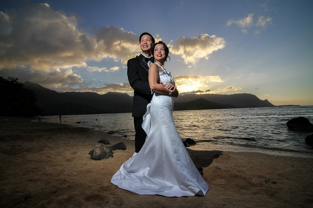 Wedding event Photographer Hawaii