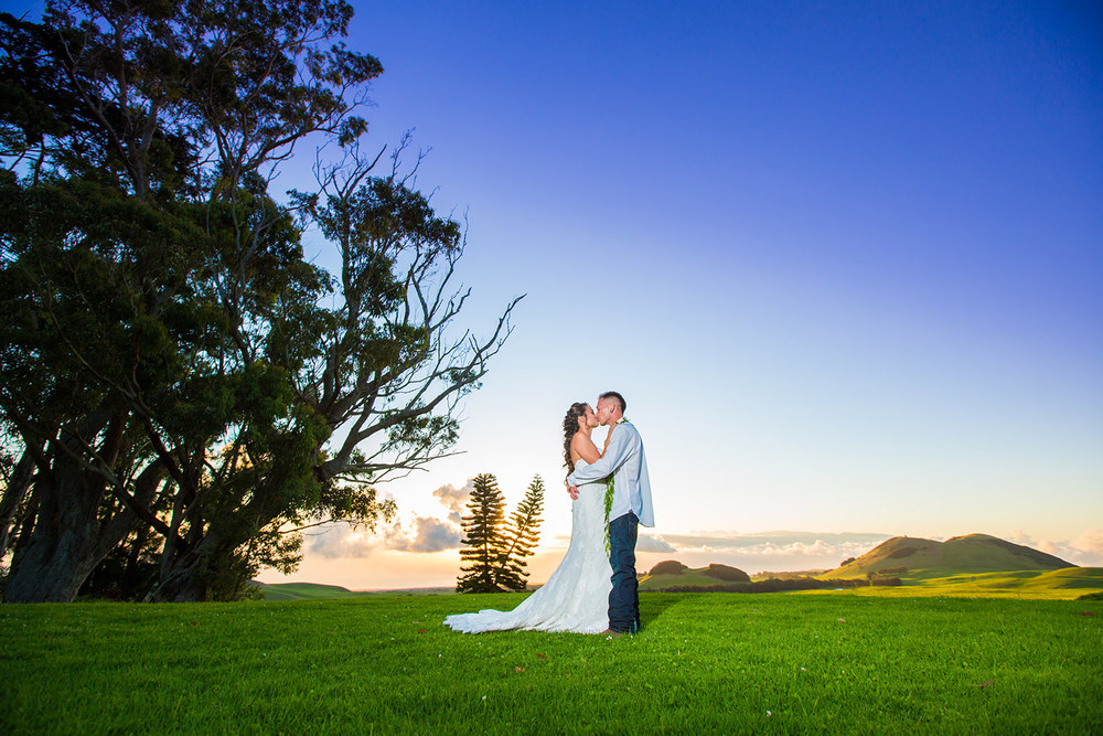 Wedding Photographer Oahu