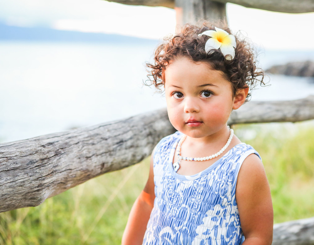 children portrait photography Maui