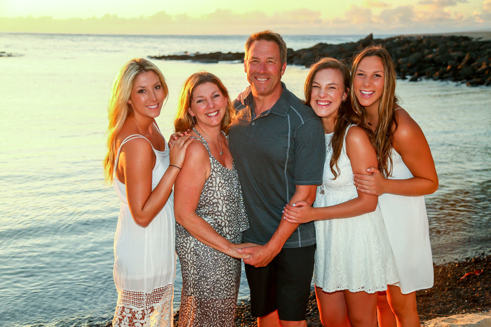 Professional family photographer Maui