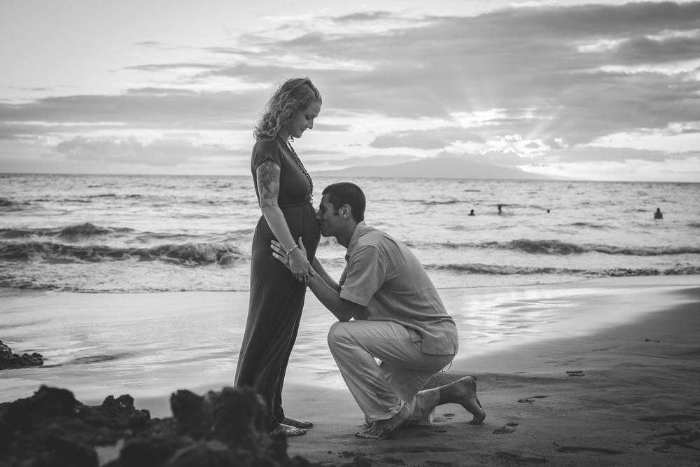 Maternity photography Hawaii
