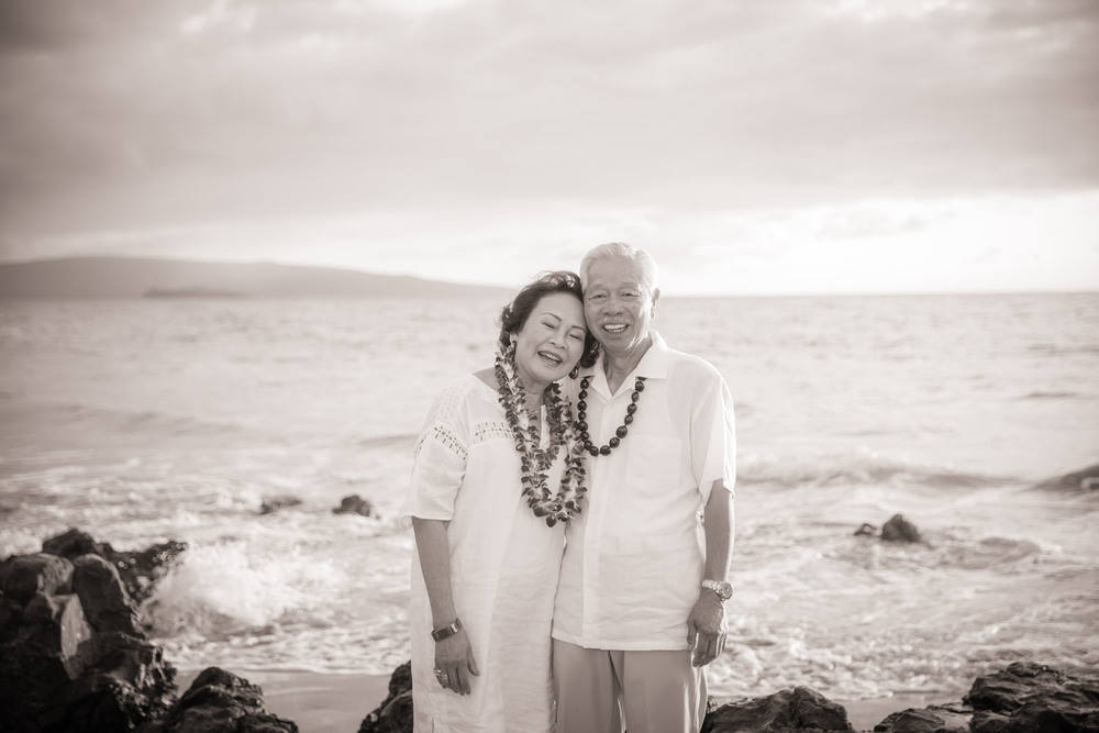 Romantic Couple photography Honolulu