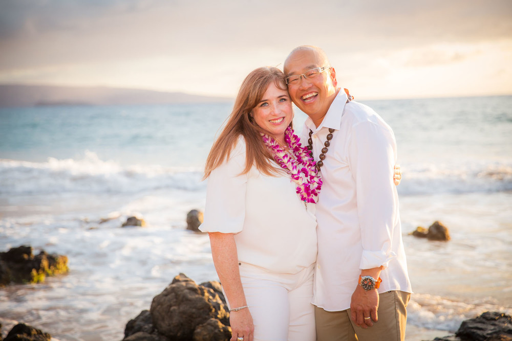 Couple photo shoot Kihei