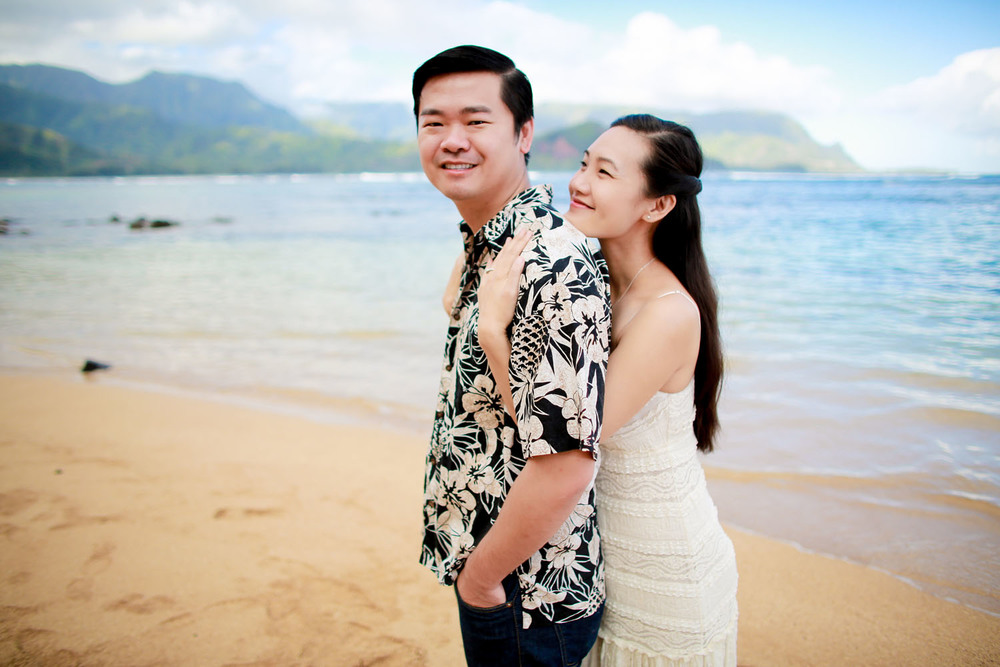 Anniversary photography Maui