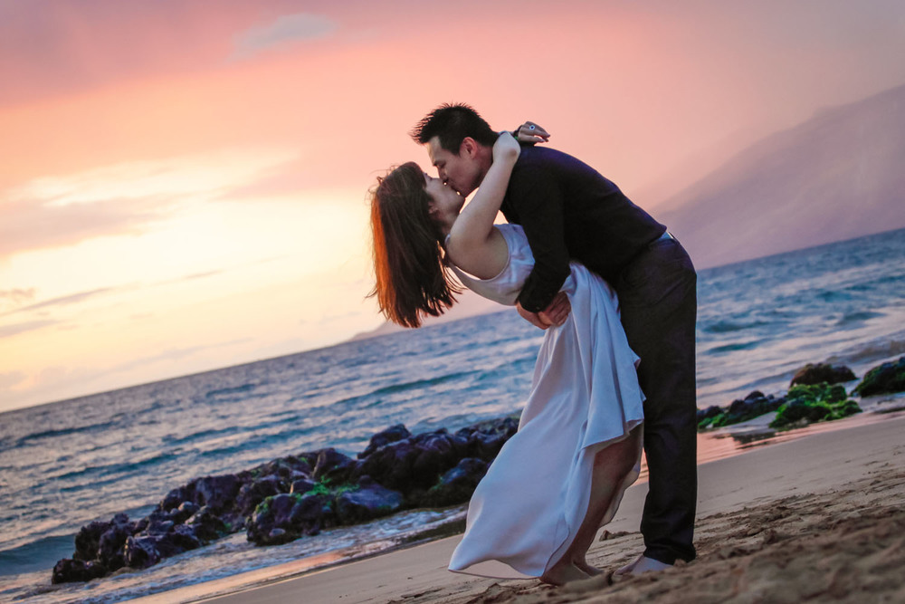 Awesome couple photography Maui