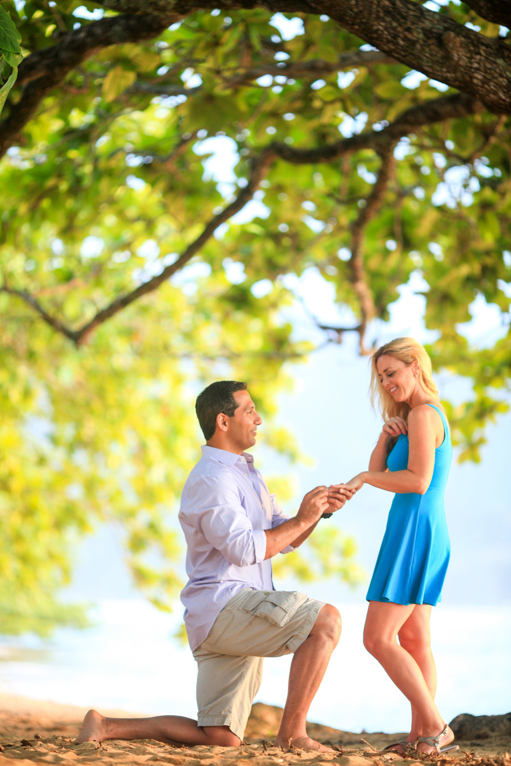 engagement photographer Maui