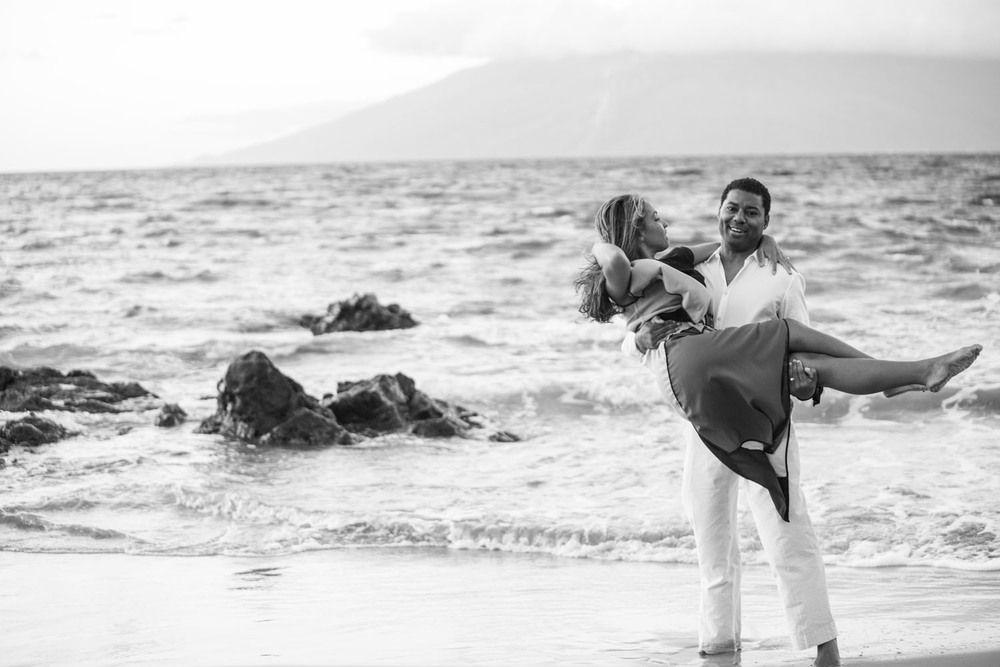 couple photography Maui