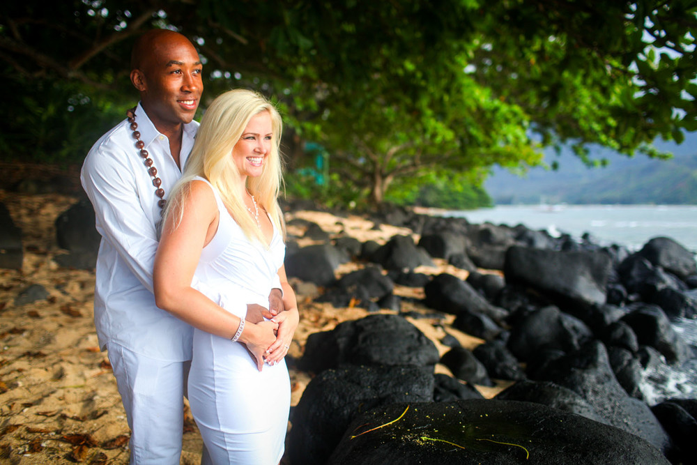 Couple photographer Kauai