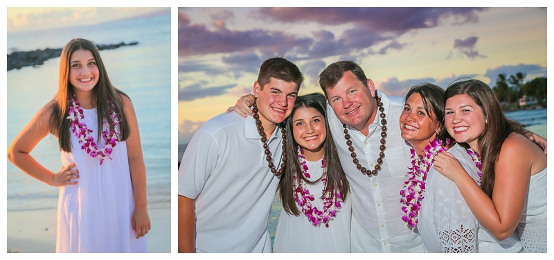Family Photography in Big Island, Hawaii at The Fairmont Orchid