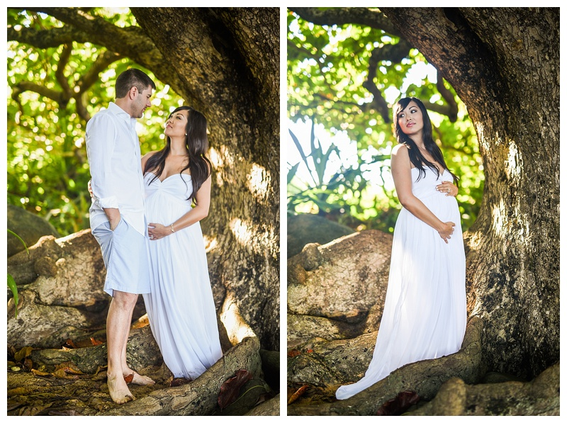 Babymoon in Hawaii, Maternity Photographer