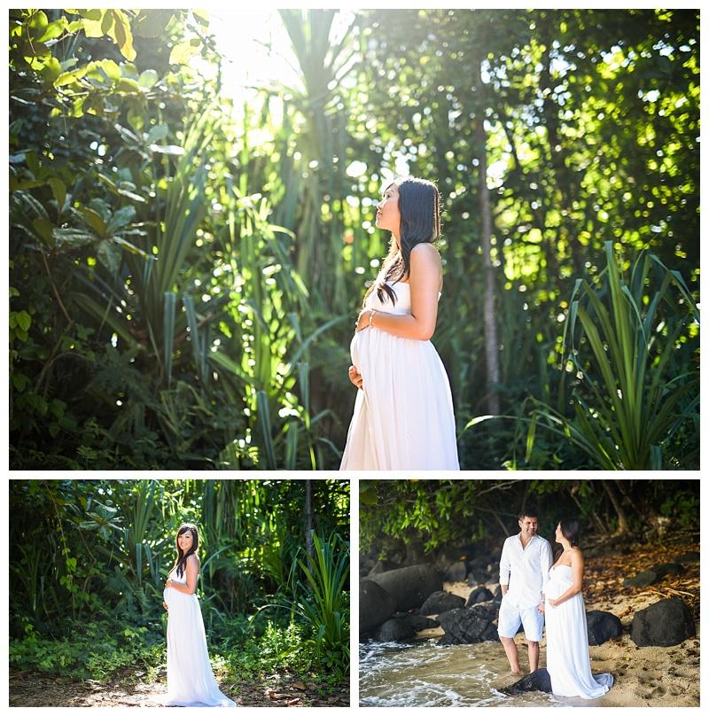 Babymoon in Hawaii, Maternity Photographer