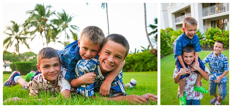 Family Photography, Children Photo Ideas, Hawaii Photographer - Pacific Dream Photography at The Fairmont Orchid