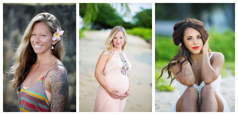 Hawaii Photographer, Pacific Dream Photographer - Portrait Photography