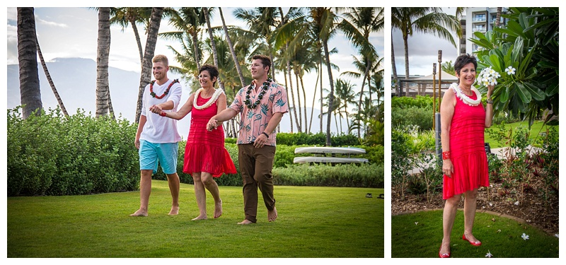 Pacific Dream Photography - Family Photo Session at Andaz Maui by Hawaii Photographer
