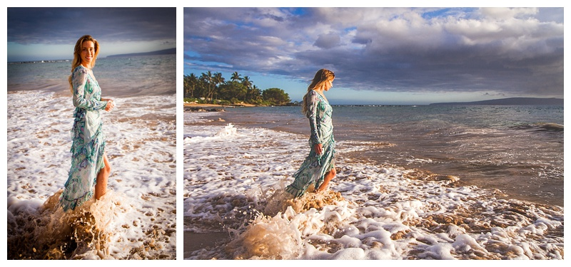 Hawaii Photographer, Pacific Dream Photographer - Female Solo Traveler at Andaz Maui at Wailea