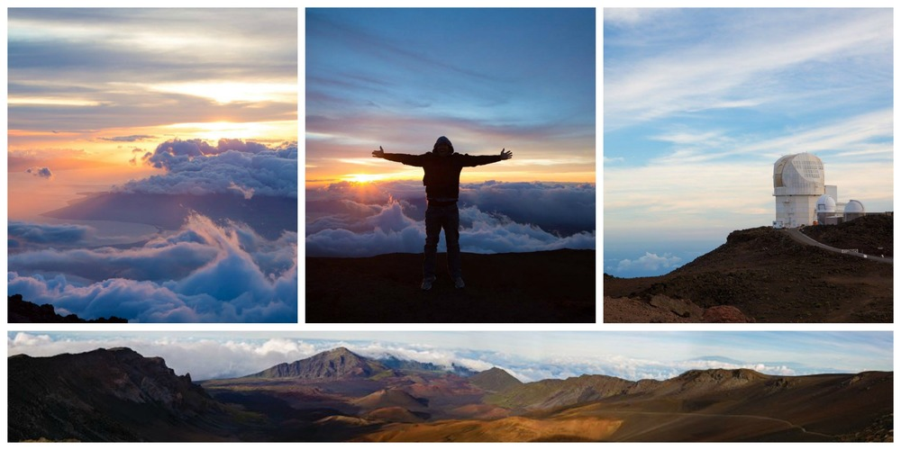 Pacific Dream Photography - Hawaii Photographer - Portrait Photographer - Travel Photographer - Travel Photography - Maui Photography - Haleakala Sunset