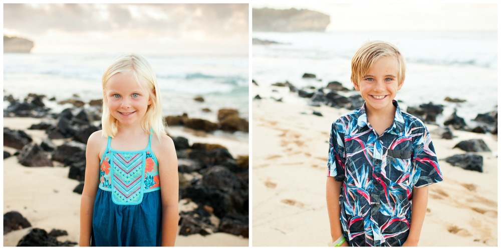 Pacific Dream Photography - Hawaii Photographer - Portrait Photographer - Family Photographer - child portrait photography -  Kauai Family Photography - Kauai Photographer