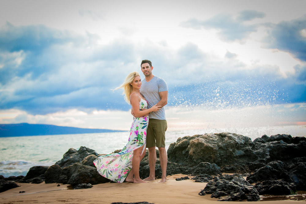Pacific Dream Photography - Hawaii Photographer - Portrait Photographer - Couples Photography - Photographer tips - posing tips - Maui Photographer - Andaz Wailea Photographer