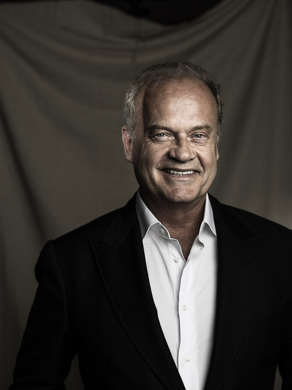 Photo by Sean Richardson for  Kelsey Grammer  /   Louisiana International Film Festival  . Art Direction by Jeff Roedel.